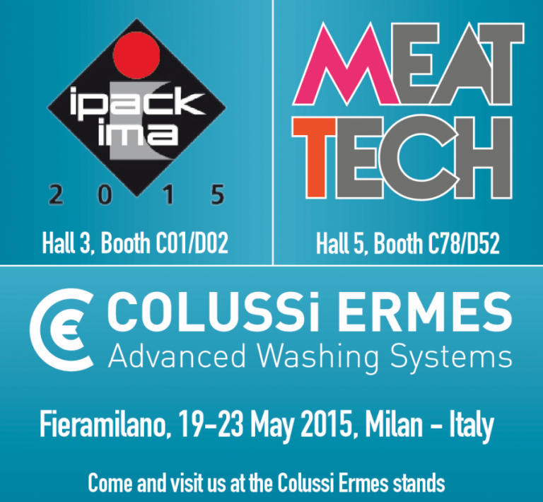 IPACK-IMA / Meat-Tech 2015