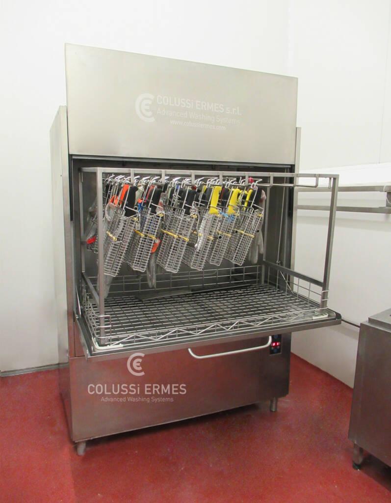 Messerwaschanlage - 6 - Colussi Ermes