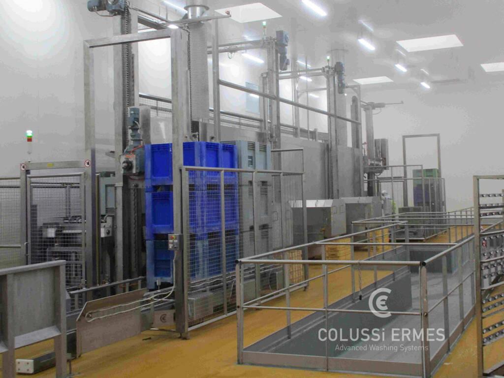 Großbehälterwaschanlagen - 20 - Colussi Ermes