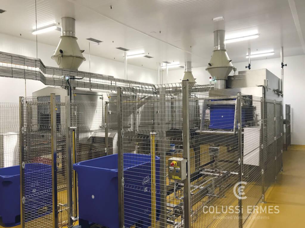 Großbehälterwaschanlagen - 21 - Colussi Ermes