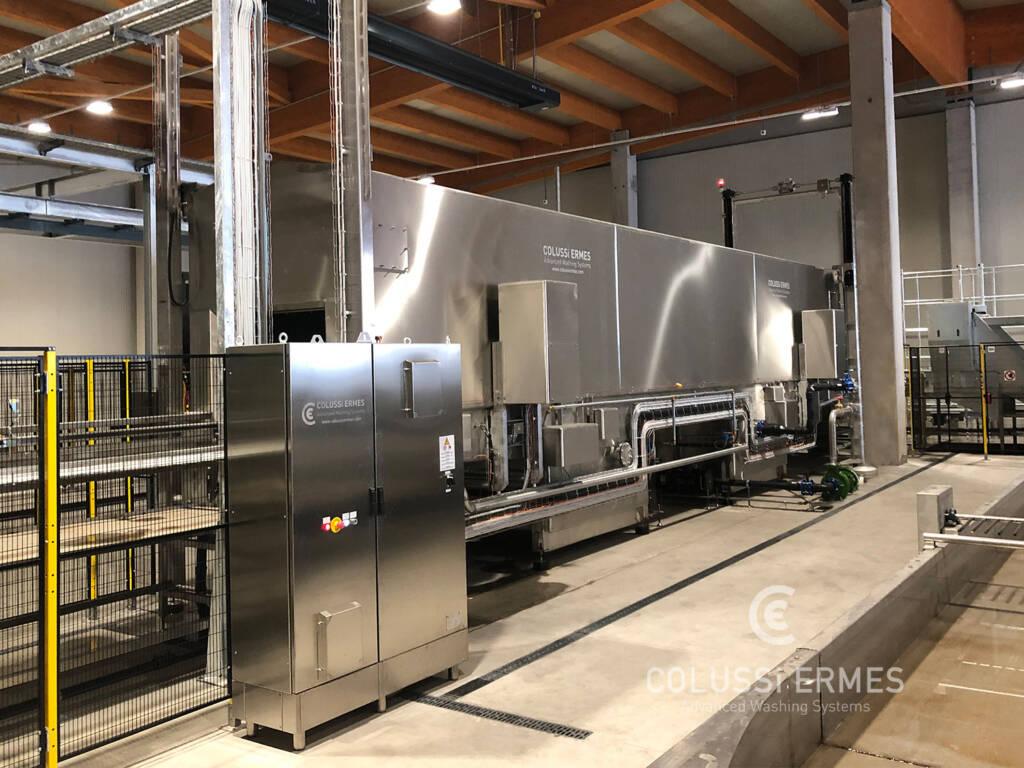 Großbehälterwaschanlagen - 22 - Colussi Ermes