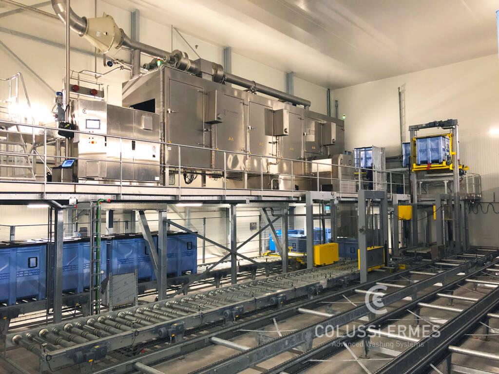 Großbehälterwaschanlagen - 23 - Colussi Ermes