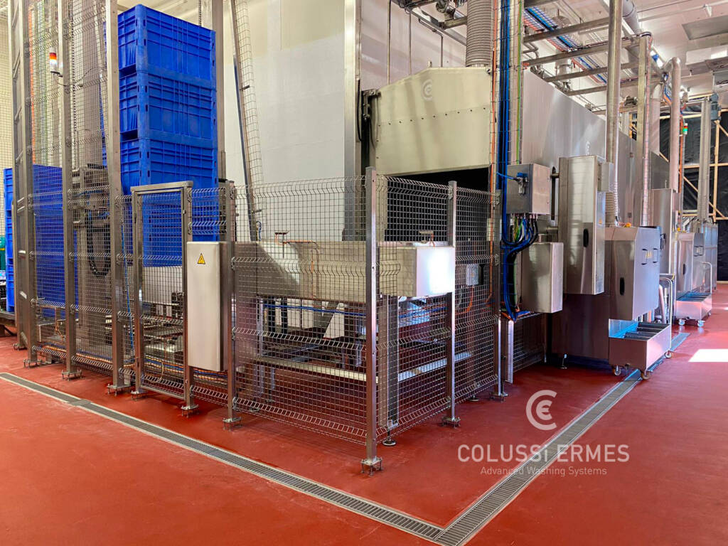 Großbehälterwaschanlagen - 24 - Colussi Ermes
