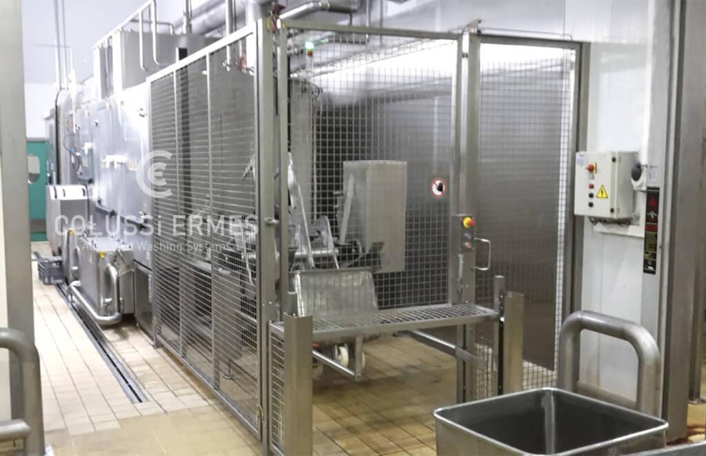 Kutterwagenwaschanlage - 12 - Colussi Ermes