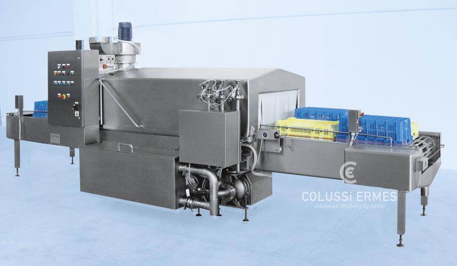 Kistenwaschanlage - 31 - Colussi Ermes