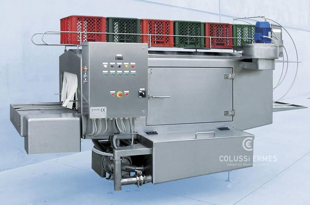 Kistenwaschanlage - 34 - Colussi Ermes