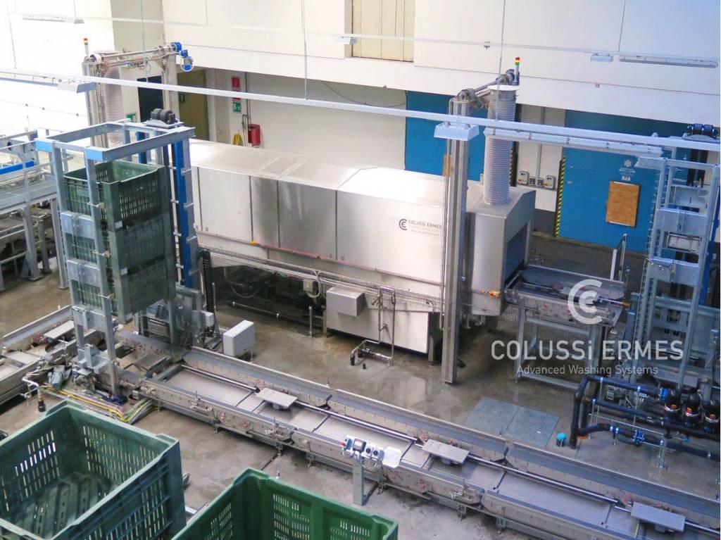 Großbehälterwaschanlagen - 4 - Colussi Ermes