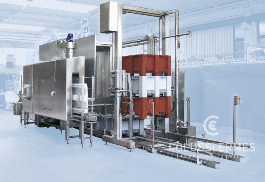 Großbehälterwaschanlagen - 7 - Colussi Ermes