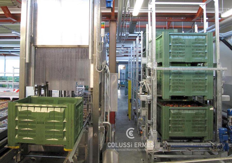 Großbehälterwaschanlagen - 10 - Colussi Ermes