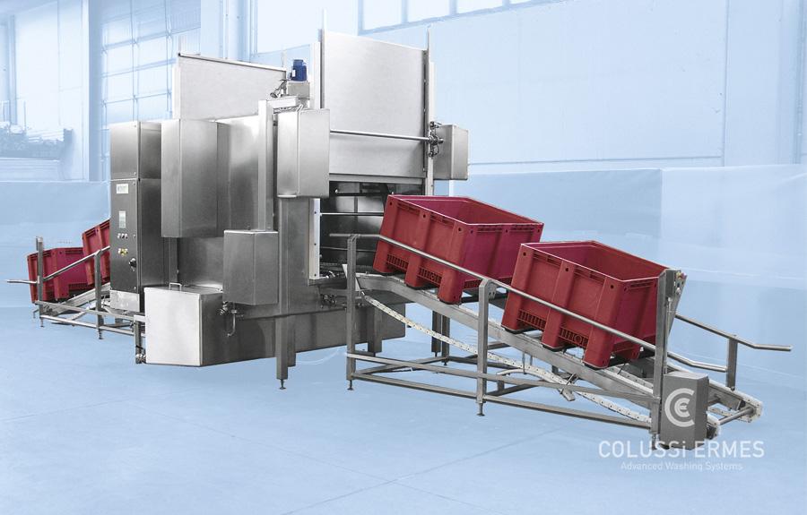 Großbehälterwaschanlagen - 13 - Colussi Ermes