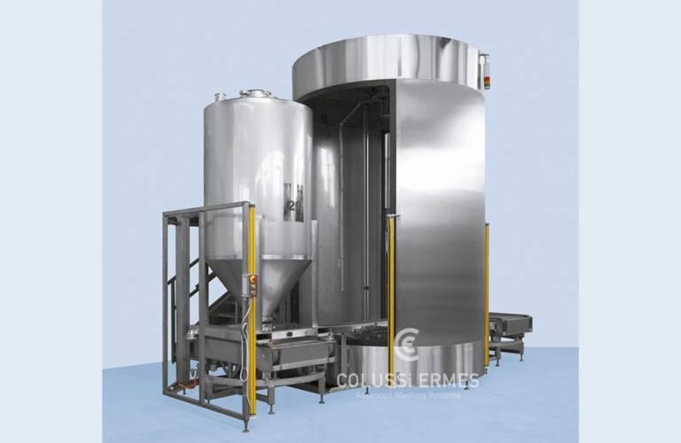 IBC-Behälterwaschanlagen