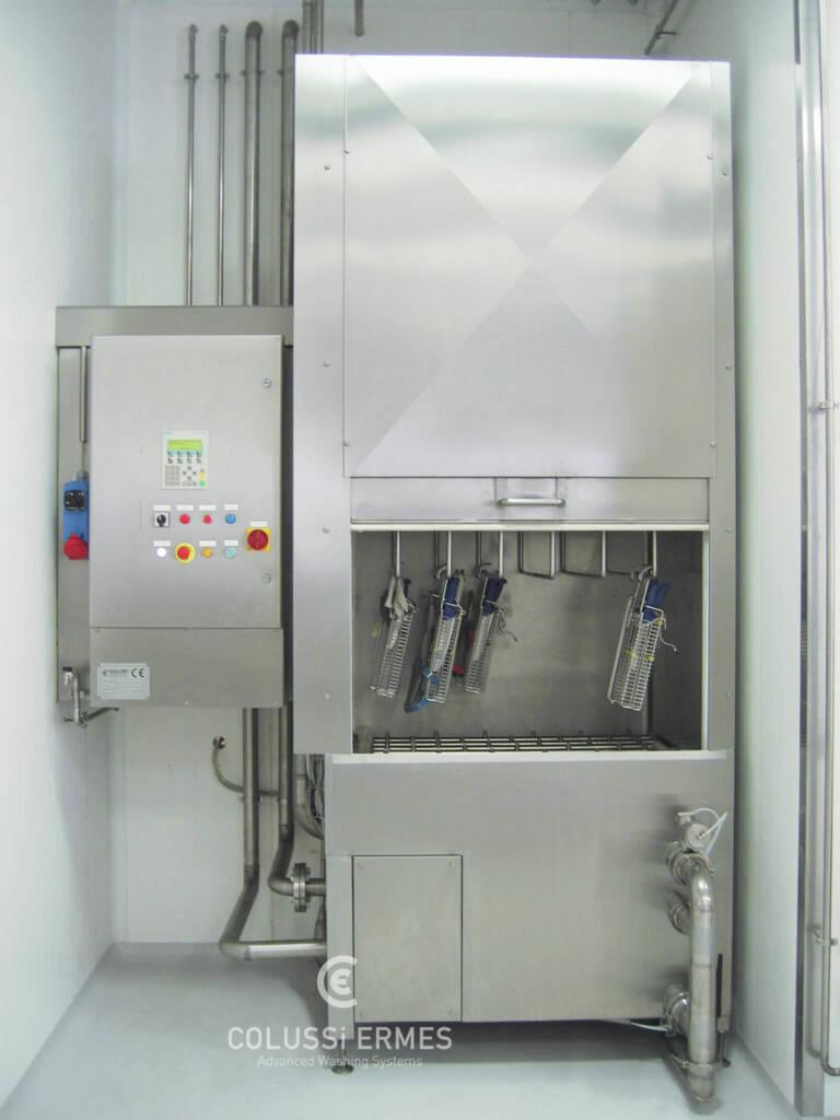 Messerwaschanlage - 4 - Colussi Ermes