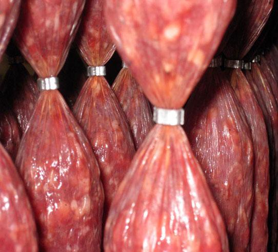 Salamiwasch- und abblasmaschinen - 9 - Colussi Ermes