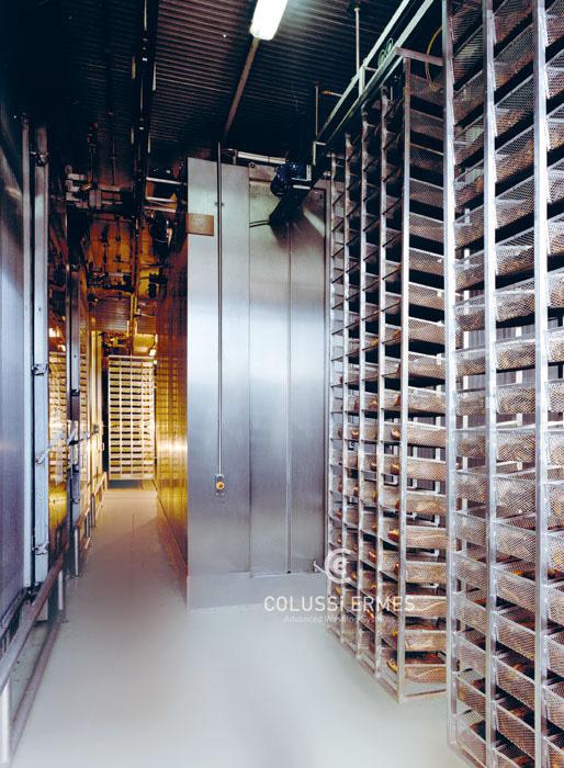 Salamiwasch- und abblasmaschinen - 14 - Colussi Ermes