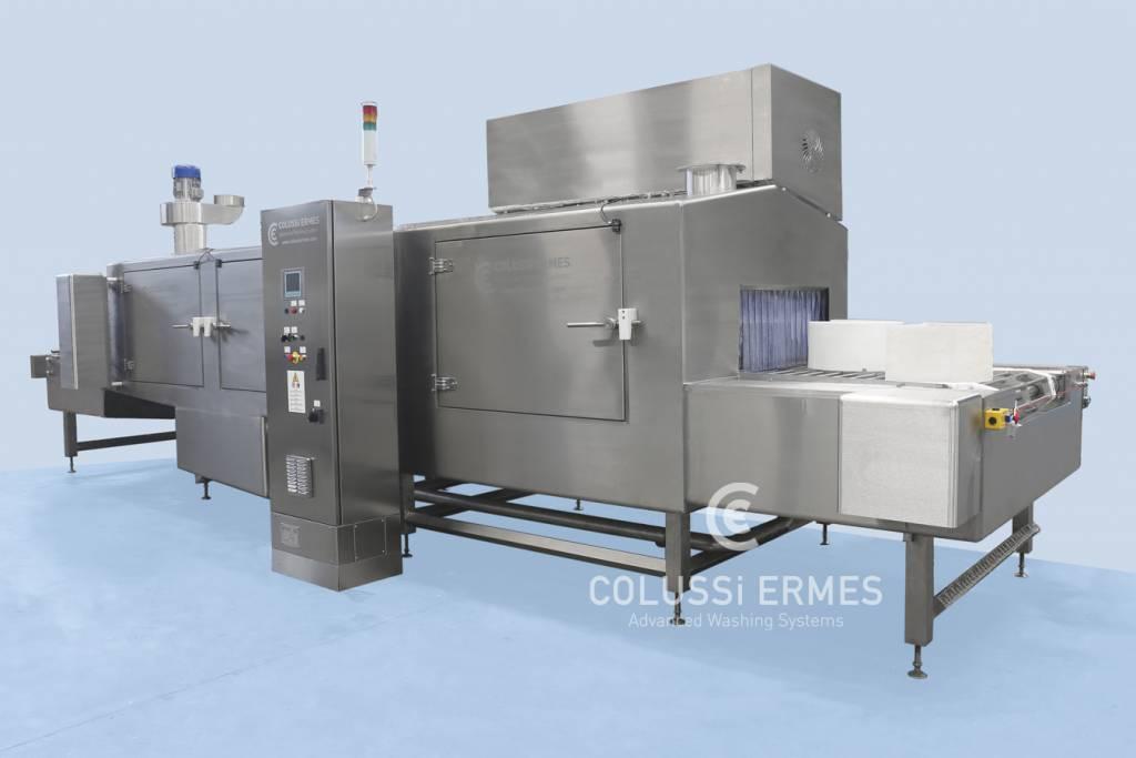 Käse-Blockformenwaschanlage - 12 - Colussi Ermes