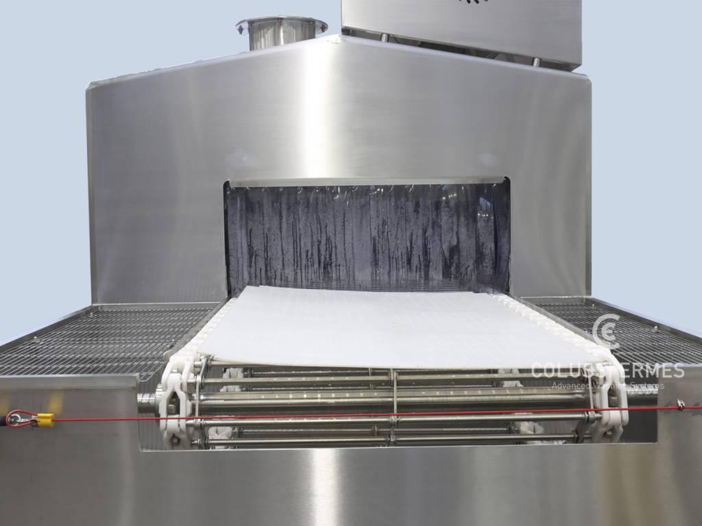 Matten- und Siebbehälterwaschanlage - 3 - Colussi Ermes