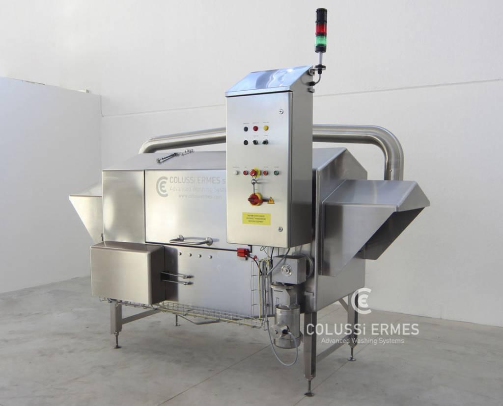 Desinfektionsanlage für Wurstwaren Colussi Ermes
