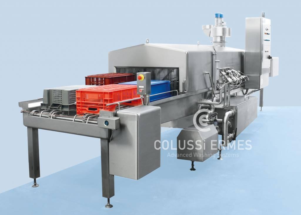 Kistenwaschanlage - 30 - Colussi Ermes