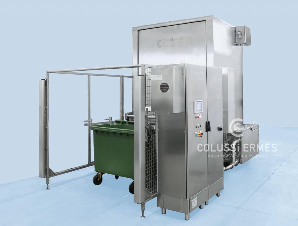 Großbehälterwaschanlagen - 2 - Colussi Ermes