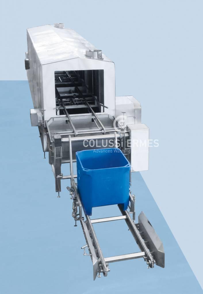 Großbehälterwaschanlagen - 6 - Colussi Ermes