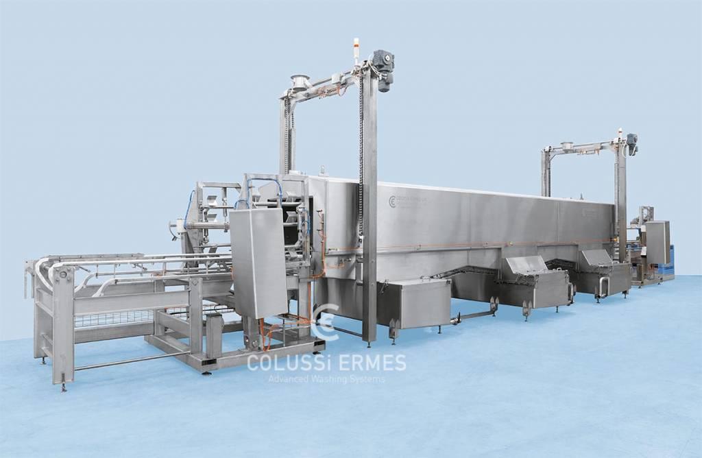 Großbehälterwaschanlagen - 8 - Colussi Ermes