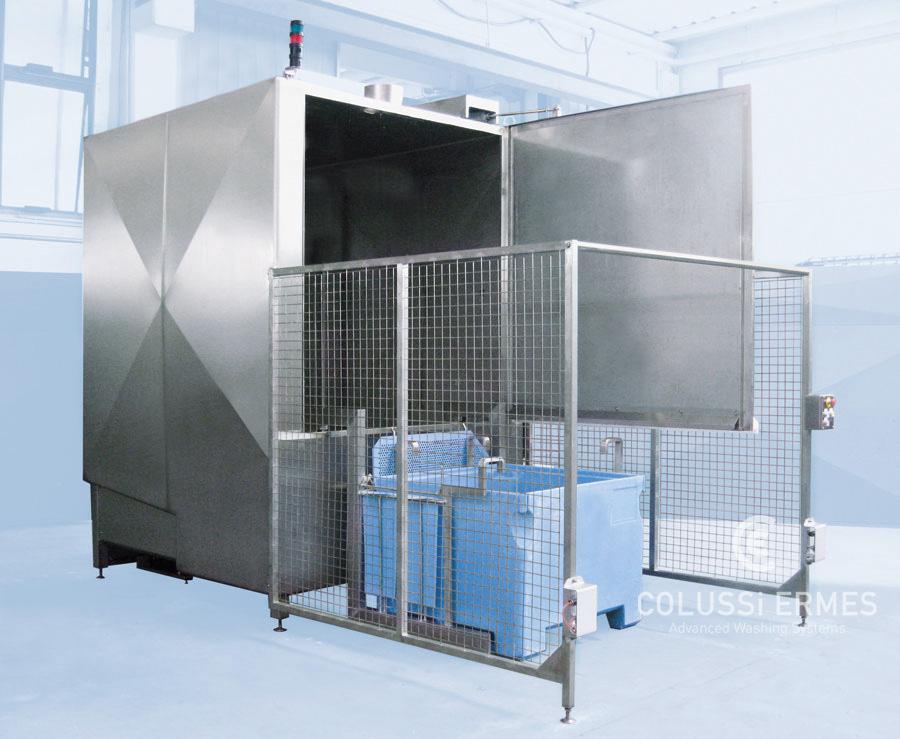 Großbehälterwaschanlagen - 18 - Colussi Ermes