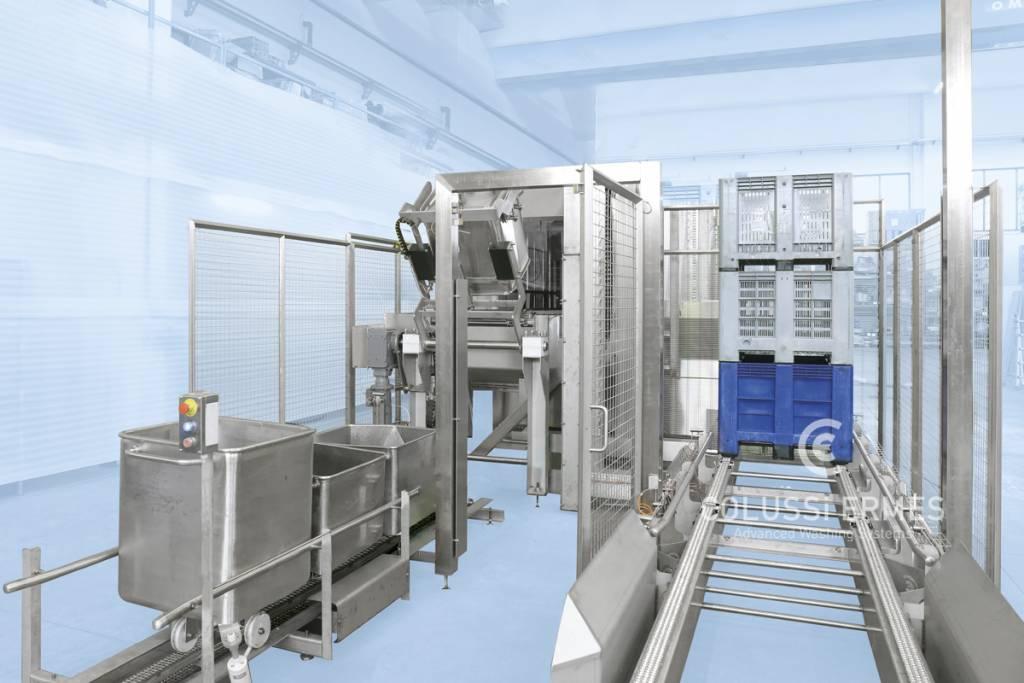 Großbehälterwaschanlagen - 19 - Colussi Ermes